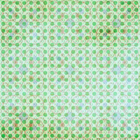 Grunge retro dot pattern background
