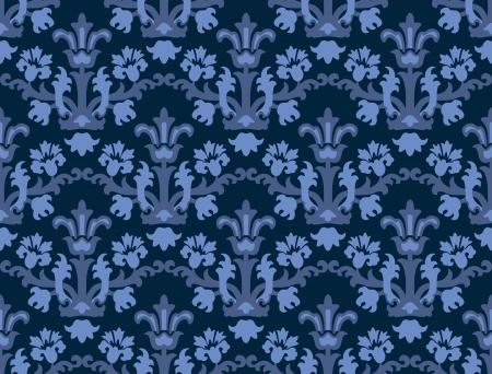 leafage: Ornament - seamless pattern