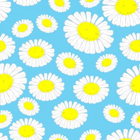 Dandelion - seamless pattern