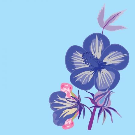 Flower background Stock Vector - 15773271