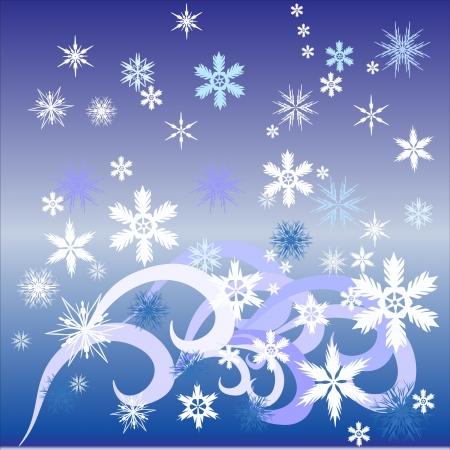 coldly: Winter Illustration