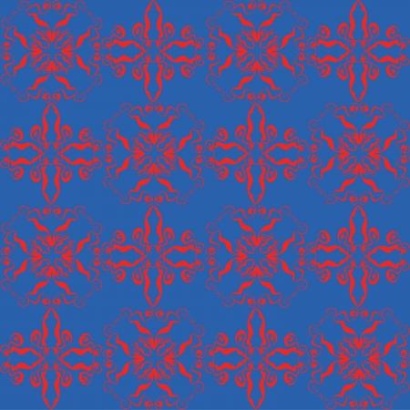 Ornament - seamless pattern Vector