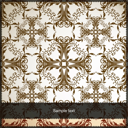 swagger: Ornament - seamless pattern