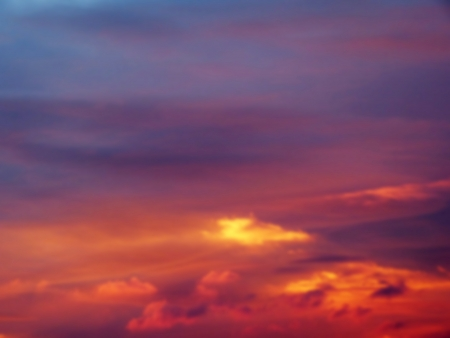 devil ray: this is red sky with nice sunrise