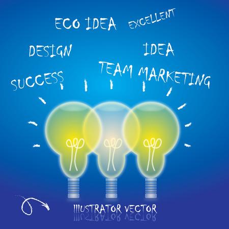 idea concept Vector