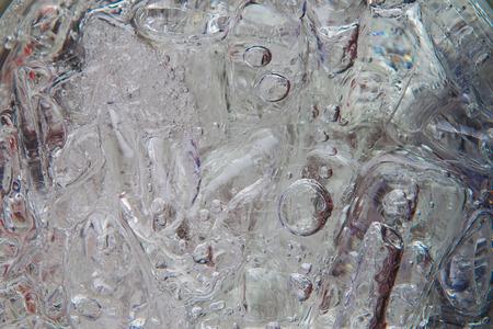 frigid: texture ice Stock Photo