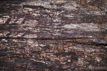 Brown vintage weathered wooden texture or background