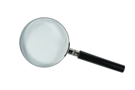 enlarge: Magnifying Glass To enlarge to see clearly.
