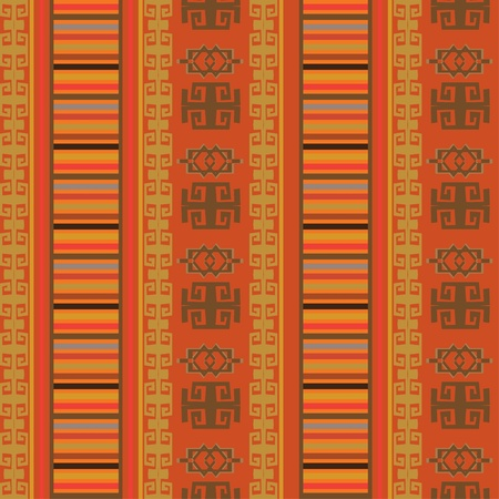 Ethnic stile ornament background Vector