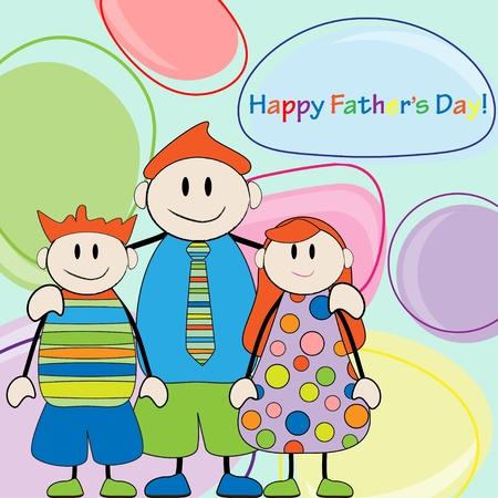 apa: Boldog Apák napja Apa és ikrek