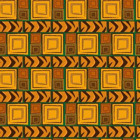 ilustraciones africanas: Origen africano