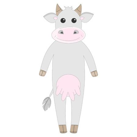Cute cow pattern