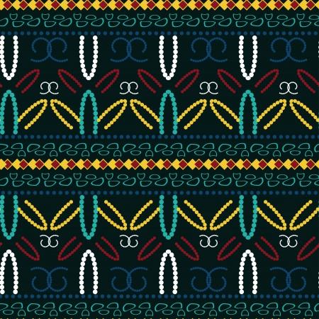Abstract pattern seamless baxckground