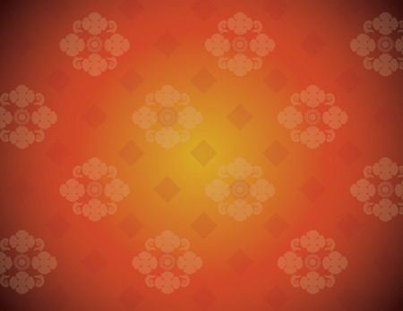 vintage background abstract vector illustration orange and red tone eps10 for graphicdesign ,webdesign,invitation card