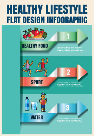 food drink: Man and woman Sports, running, healthy lifestyle,food ,drink more water flat icon illustrations