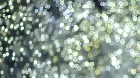 blurring the image colourful festive lights photo