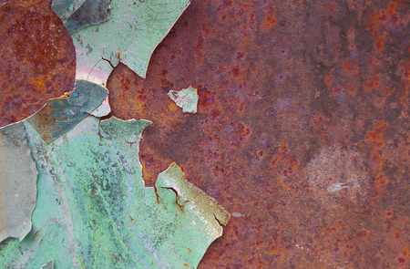 rusty background: Rusty metal background texture