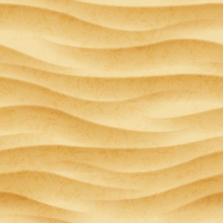 Zomer zand achtergrond, naadloze