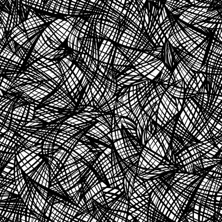 Abstract vector background, seamless Vector
