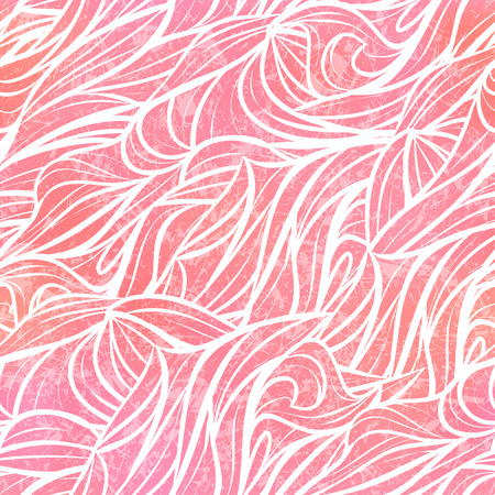 Seamless pink pattern Ilustração