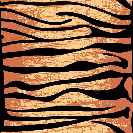 pattern texture tiger orange stripe repeated seamless black jungle safari