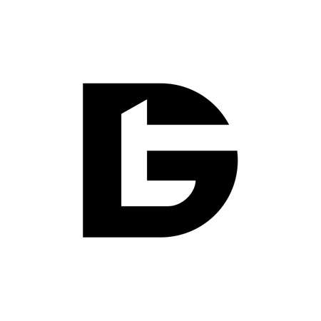 Title: TG or GT letter logo. Unique, attractive and creative modern initial TG GT, G T or t g initial based letter icon logo. Alphabet letters monogram icon logo GT or TG