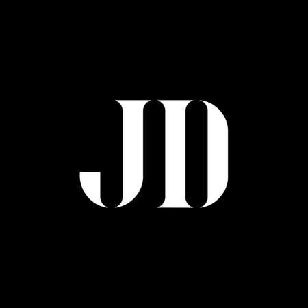 jd j d letter logo design initial letter jd uppercase monogram royalty free cliparts vectors and stock illustration image 154185021 jd j d letter logo design initial letter jd uppercase monogram