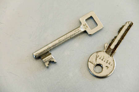 authorisation: Two keys