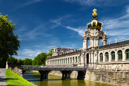 Dresden, Free State of Saxony. Germany, Europe Editorial
