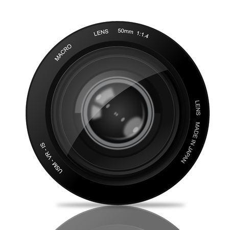 free stock images: Camera Lens