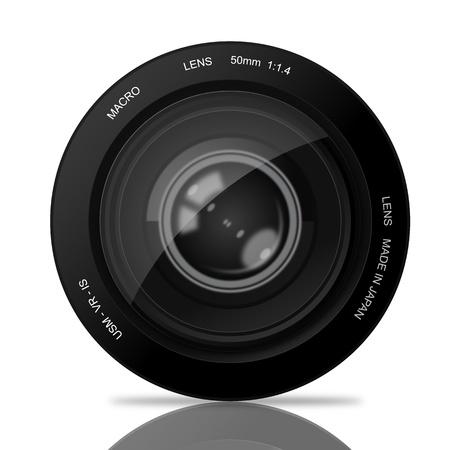 royalty free images: Camera Lens