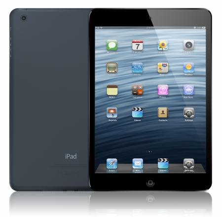 introduced: Galati, Ruman�a - 23 de octubre de 2012 - Apple ha presentado hoy Mini iPad, iPad con un dise�o completamente nuevo que es 23 por ciento m�s delgado y un 53 por ciento m�s ligero que el iPad de tercera generaci�n.