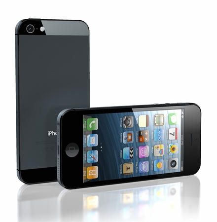 iPhone 5 was released for sale by Apple Inc on September 12, 2012.
