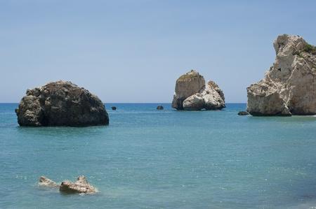afrodite: Petra Tou Romiou - Rock di Afrodite