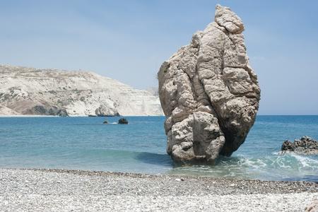 afrodite: Spiaggia - il luogo di nascita di Afrodite a Cipro