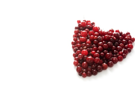 the heart of cranberry photo