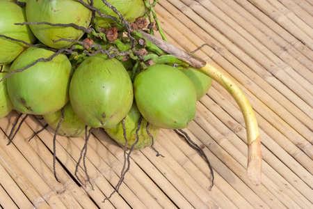 green coconut Stock Photo - 13035740