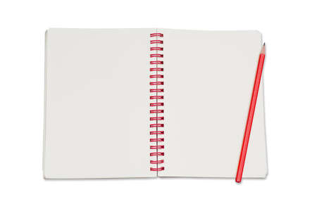 notebook pencil