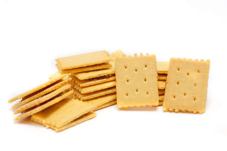 biscuits cracker Stock Photo - 13035702