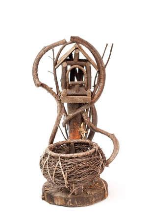 bird s nest Stock Photo