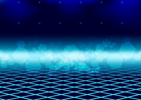 technology abstract baackground