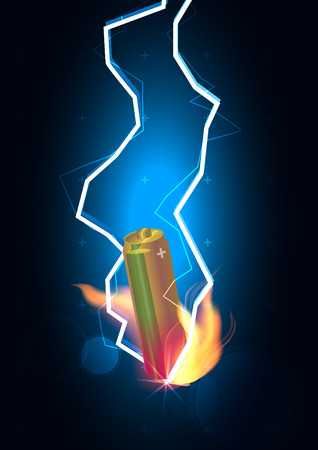 battery power thunder
