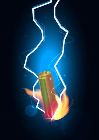 battery power thunder