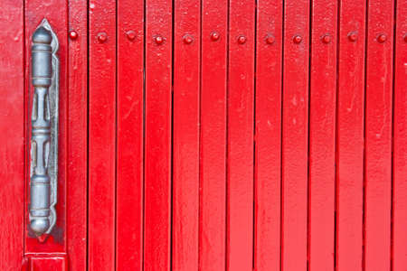 Iron Door Stock Photo - 10987846
