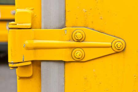 closed metal door Stock Photo - 11465800
