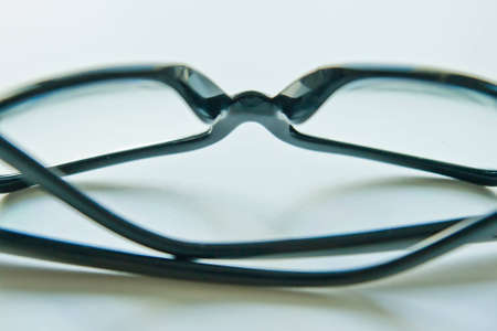 Black glasses Stock Photo - 11733090