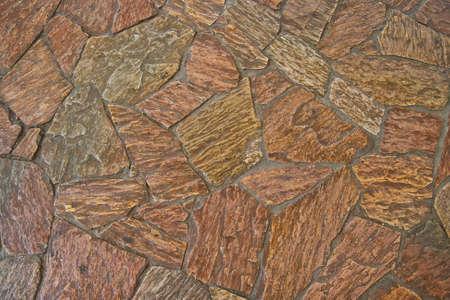 tile cladding: Texture of stone floor