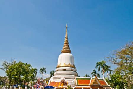 pagoda temple, thailand photo