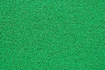 green doormat photo