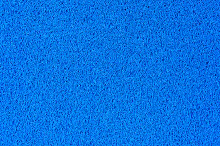 blue doormat photo